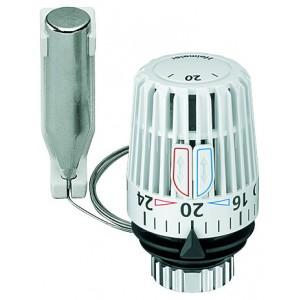 Hlavica termostatická  Heimeier K biela s oddeleným čidlom