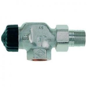 """Ventil termostatický axiálny Standard 1/2"""" Heimeier"""