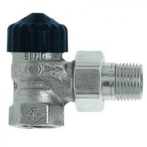 """Ventil termostatický rohový Standard 1/2"""" Heimeier"""