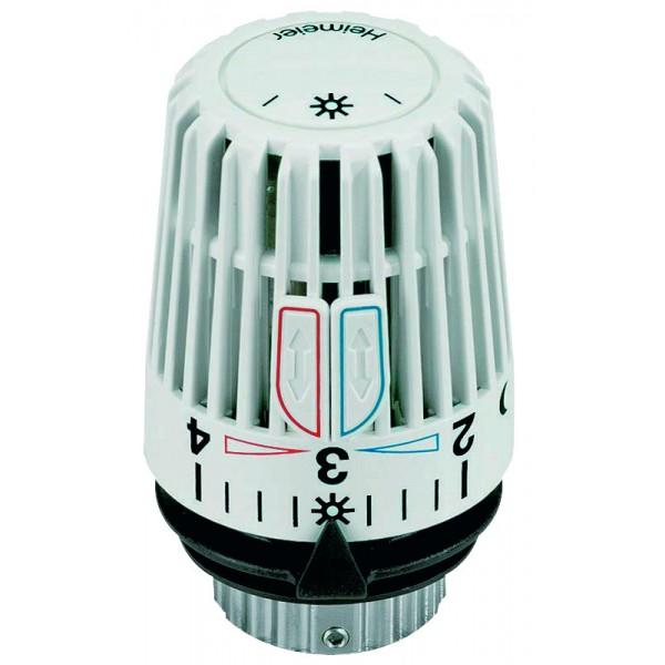 Hlavica termostatická  Heimeier K biela (Pre verejné priestory)