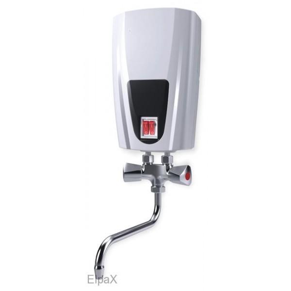 Ohrievač elek.prietok.TD 150 beztlakový s drezovou batériou